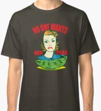 Funny Shirt - Her Peas Classic T-Shirt
