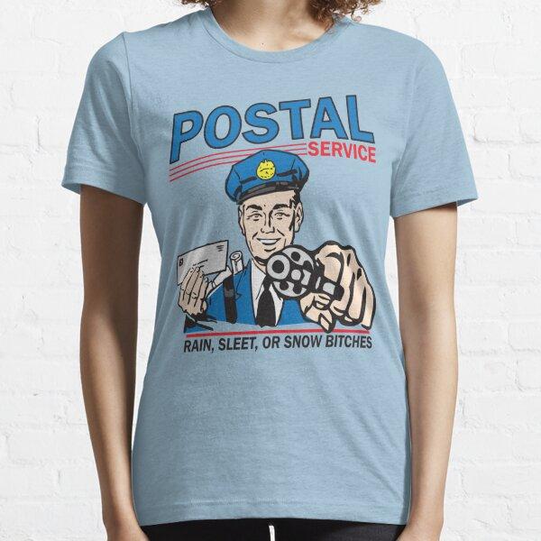 Funny Shirt - Postal Essential T-Shirt