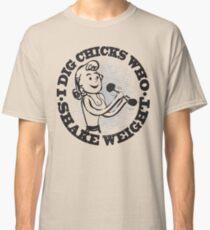 Funny Shirt - Shake Weight Classic T-Shirt