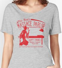 Funny Shirt - Happy Endings Women's Relaxed Fit T-Shirt