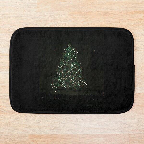 Christmas Tree Magic Bath Mat
