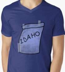 I'm Idaho - Ralph Wiggum Men's V-Neck T-Shirt