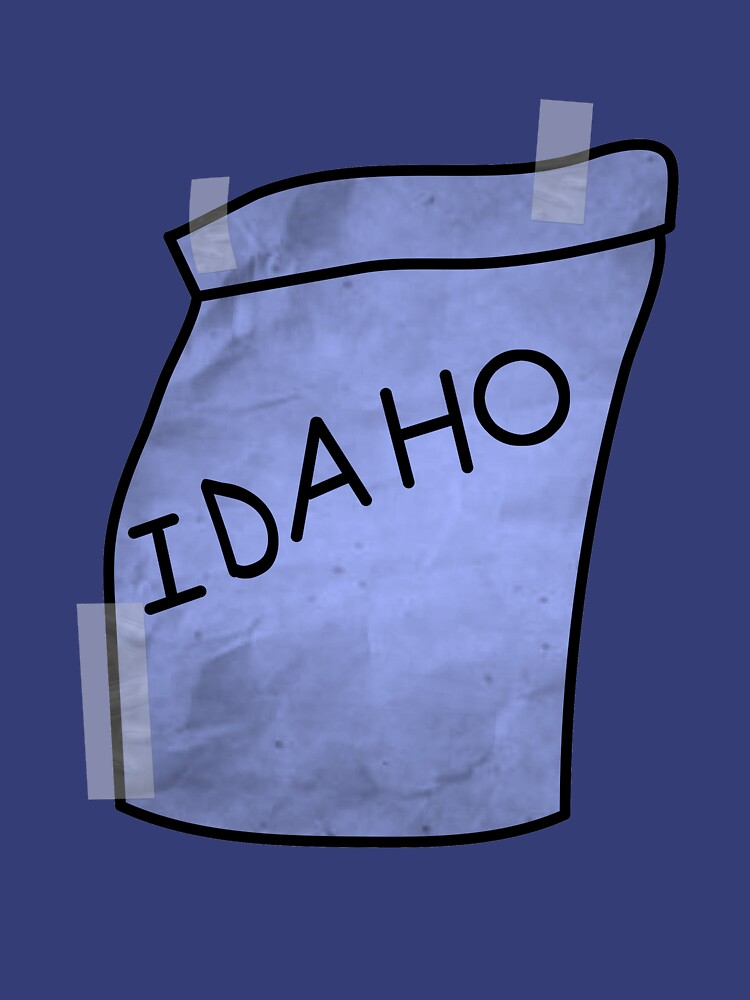 I'm Idaho - Ralph Wiggum | Unisex T-Shirt