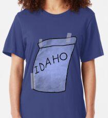 I'm Idaho - Ralph Wiggum Slim Fit T-Shirt