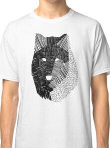 Wolf Mask Classic T-Shirt