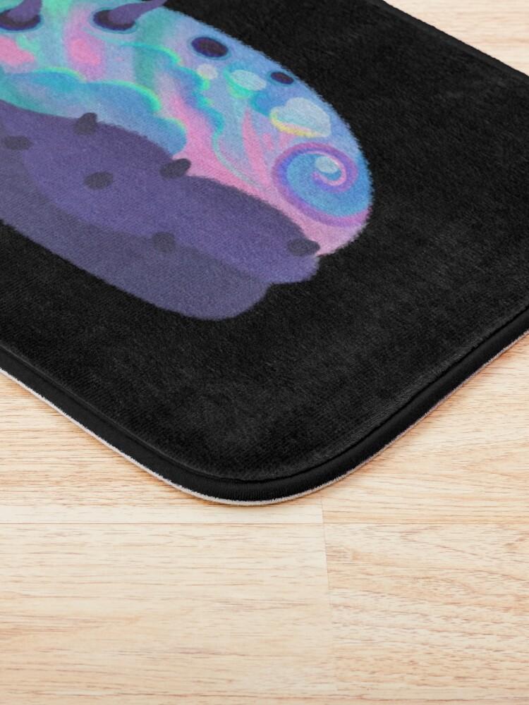 Alternate view of Abalone - dark Bath Mat
