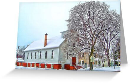 A Victorian Winter by rocamiadesign