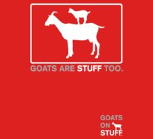Goats are stuff too ...