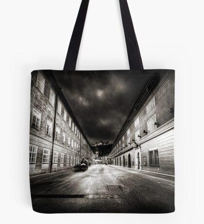 Stormy Salzburg Tote Bag