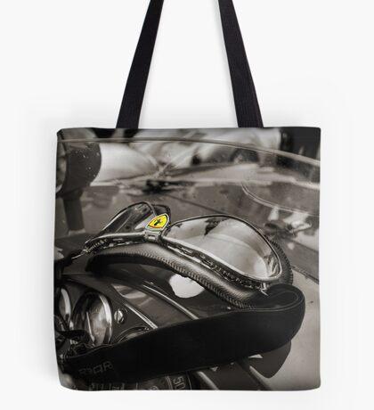 Vintage Ferrari Dreaming Tote Bag