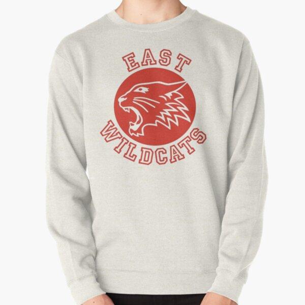 East High Wildcats Sweatshirt épais