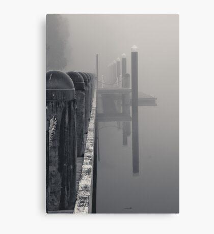 Port of Sale Canvas Print