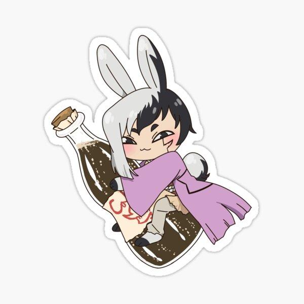 BunnyCola Sticker