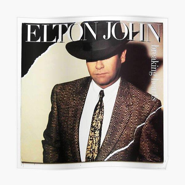 monsieur elton herculs john brisant le cœur Poster