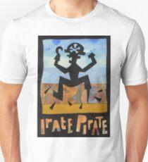irate pirate: T-Shirt