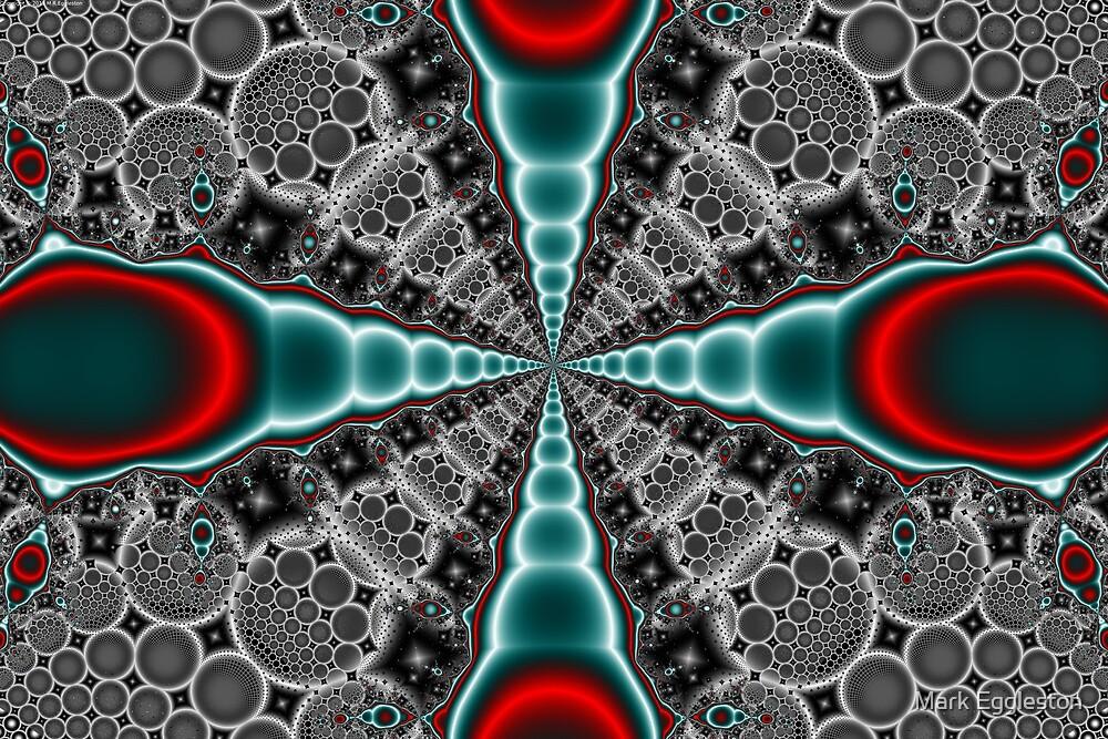 Gaussian Cross by Mark Eggleston