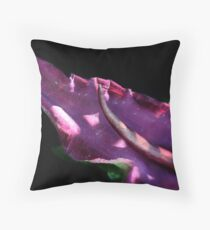 Dragon's Tongue  Throw Pillow