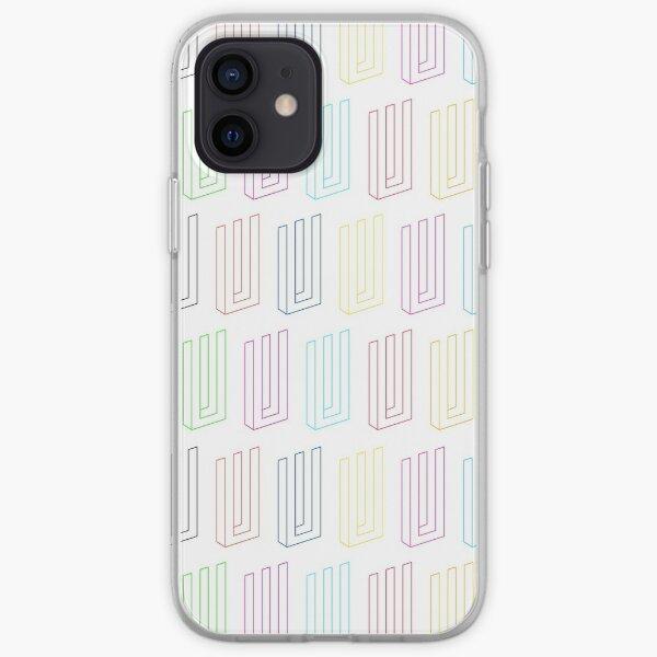 geometría Funda blanda para iPhone