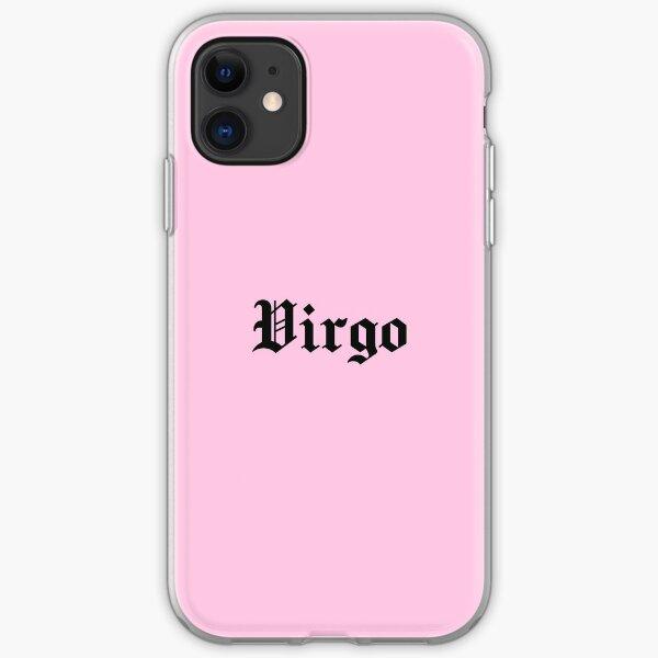 Virgo iPhone Soft Case
