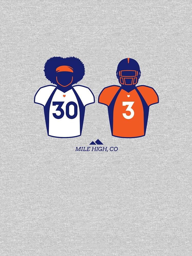 303 (Orange Jersey) by NimbleAnvil