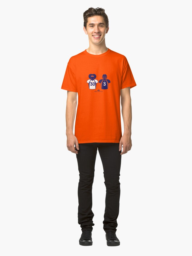 Alternate view of 303 (Blue Jersey) Classic T-Shirt