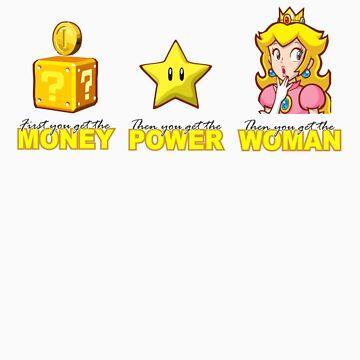 Money Power WOMAN!!!! by Bitlandia