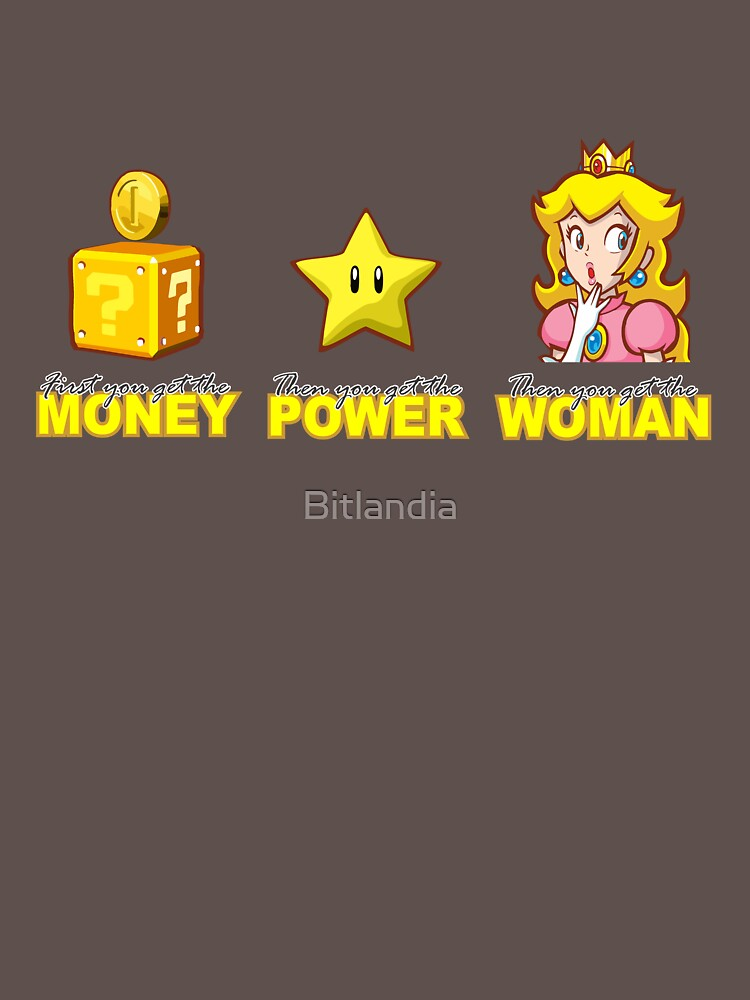 Money Power WOMAN!!!! | Unisex T-Shirt