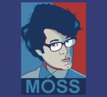 Moss- Nerd Legend