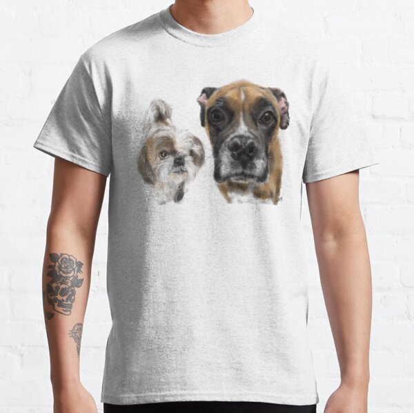 Best Friend Pooches But Keep Your Distance  Classic T-Shirt