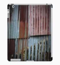 French wall iPad Case/Skin