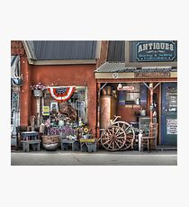 Cool Collectibles Photographic Print