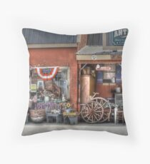 Cool Collectibles Throw Pillow
