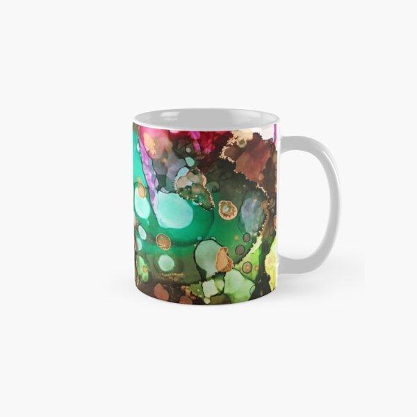 Bubbly Hearts Classic Mug