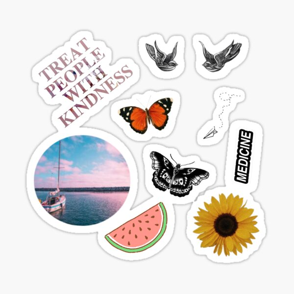 Harry Styles Stickers Sticker