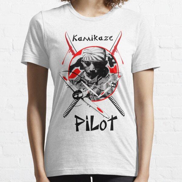 Model 34 - Kamikaze Pilot Essential T-Shirt