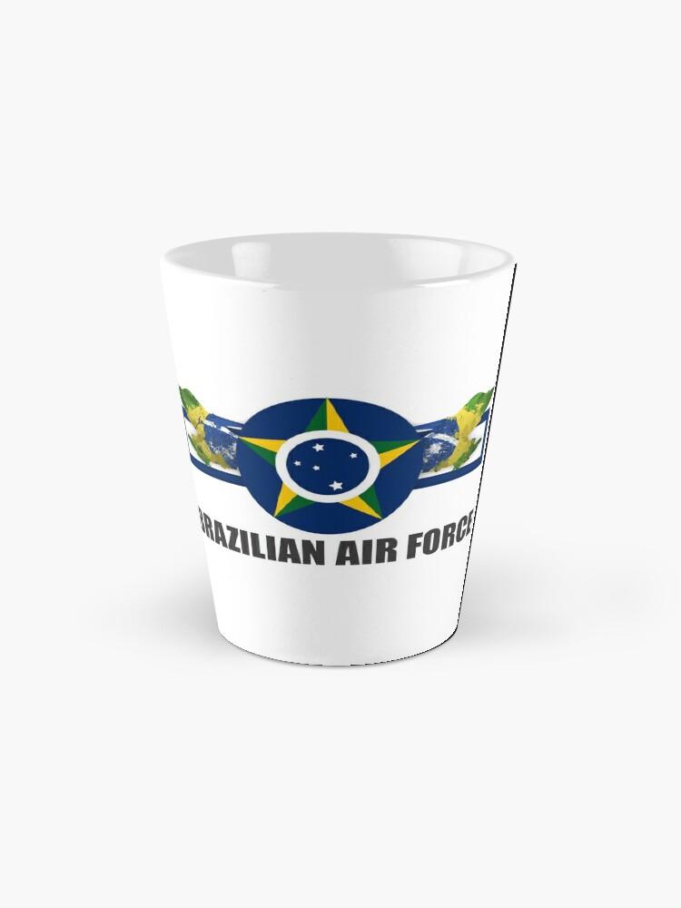 Alternate view of Model 59 - Brazilian Air Force Mug