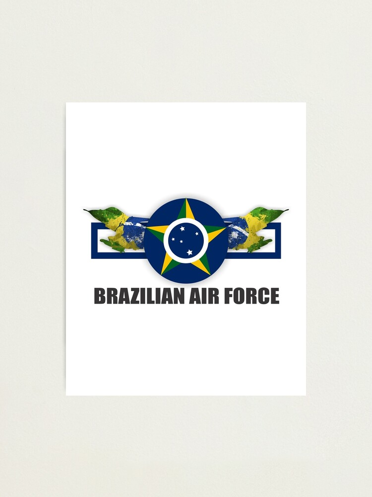 Alternate view of Model 59 - Brazilian Air Force Photographic Print
