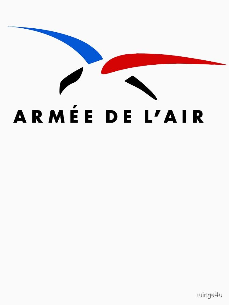 Model 62 - Armée de l'air by wings4u