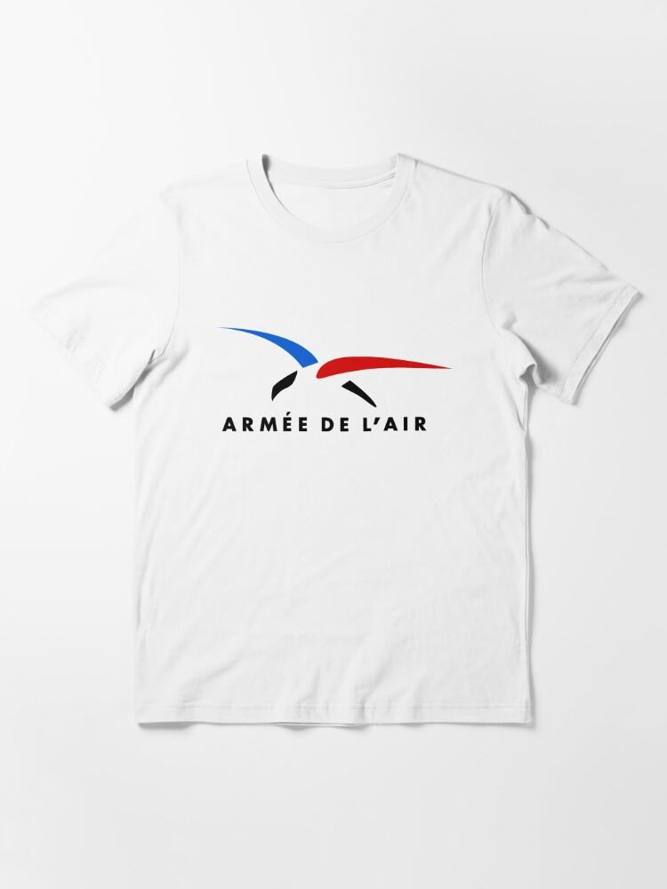 Alternate view of Model 62 - Armée de l'air Essential T-Shirt