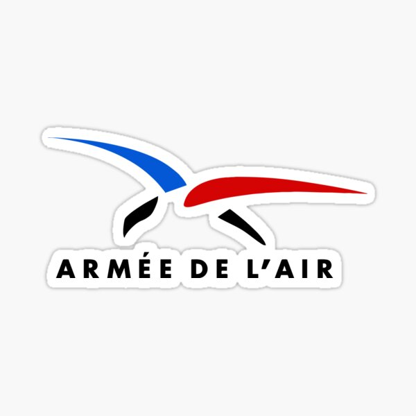 Model 62 - Armée de l'air Sticker