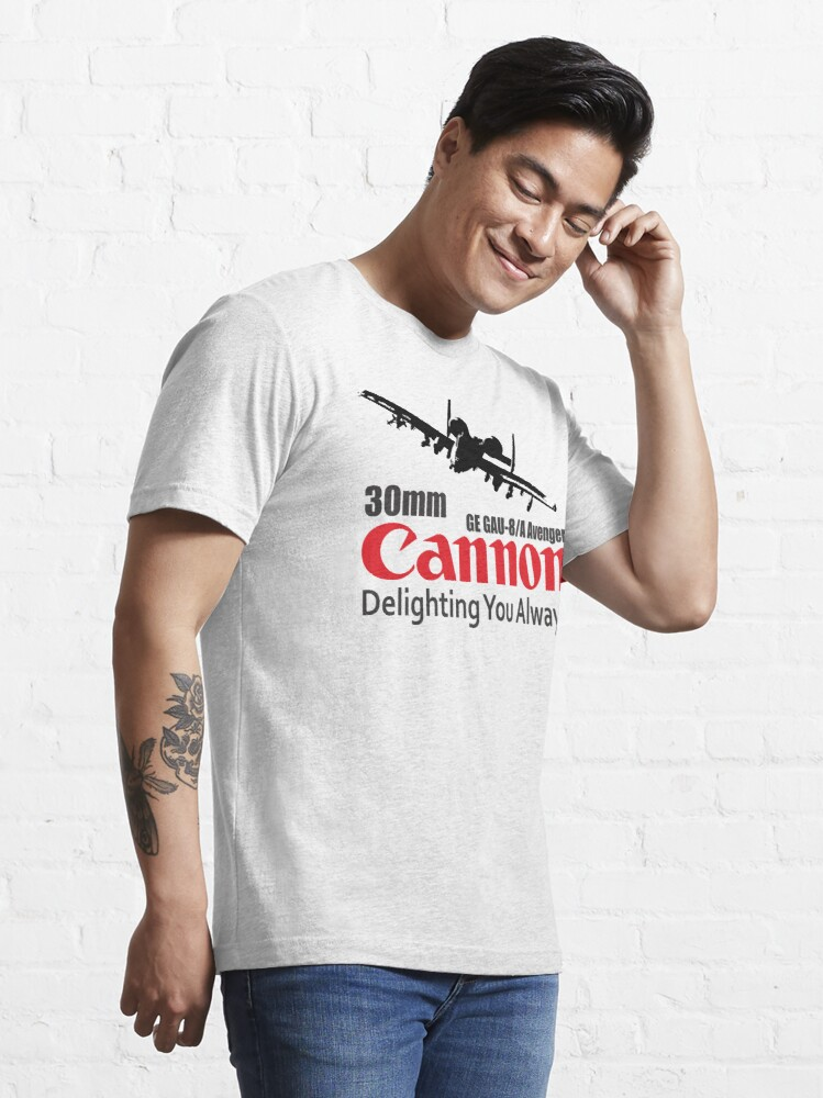 Alternate view of Model 67 - Cannon 30mm Essential T-Shirt