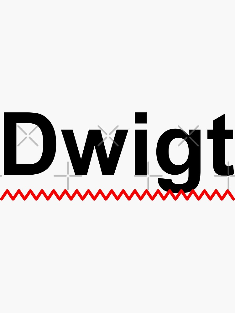 Dwigt by CarliCreates