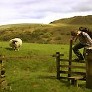 Tackling the Stile by Mike HobsoN