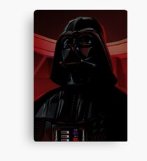 Dark Lord of the Sith Canvas Print