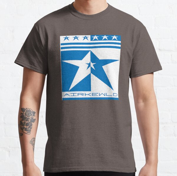 Airkewld StaR BLU Logo Classic T-Shirt