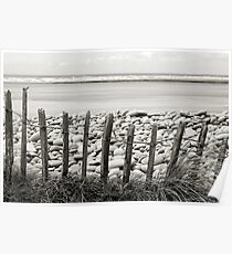 Northam Burrows Poster