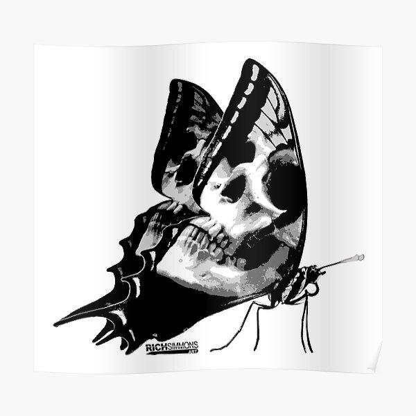 Skullerfly Poster