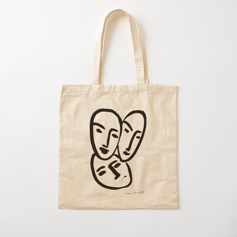 Matisse Orginal Artwork Tote Bag