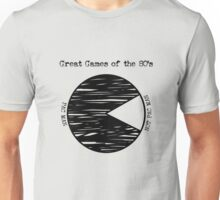 Great Games of the 80's Unisex T-Shirt