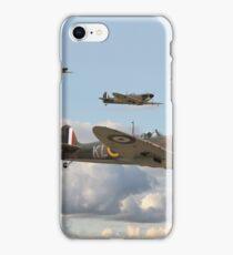 Spitfire - 54 Squadron RAF iPhone Case/Skin